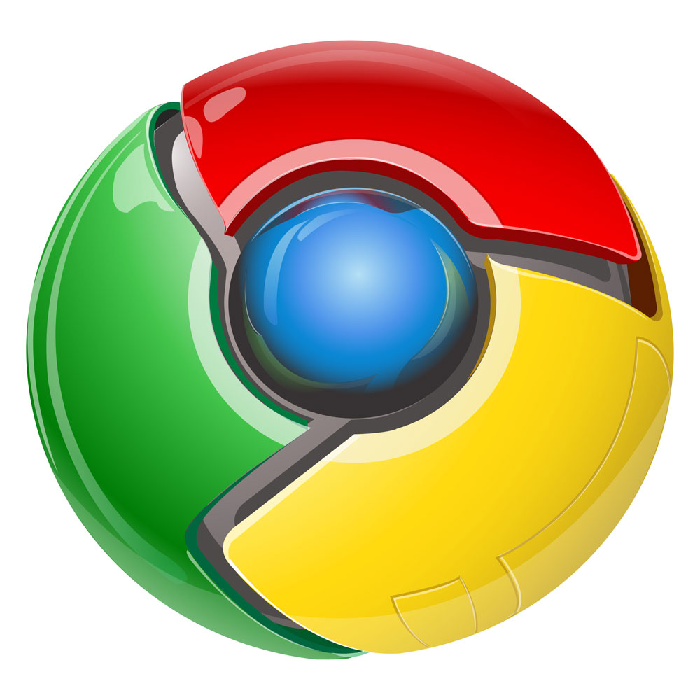 Tasto home page Google Chrome come visualizzare