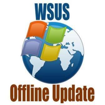 WSUS offline update per Windows