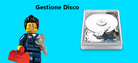 Gestione Disco su Windows