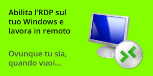 Come abilitare RDP su Windows