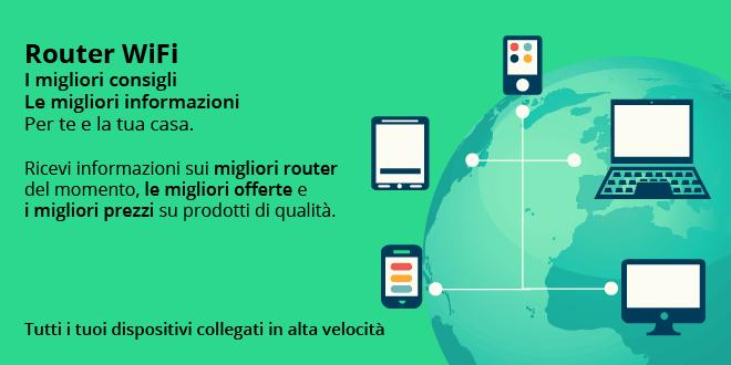 Router WiFi: informazioni e consigli