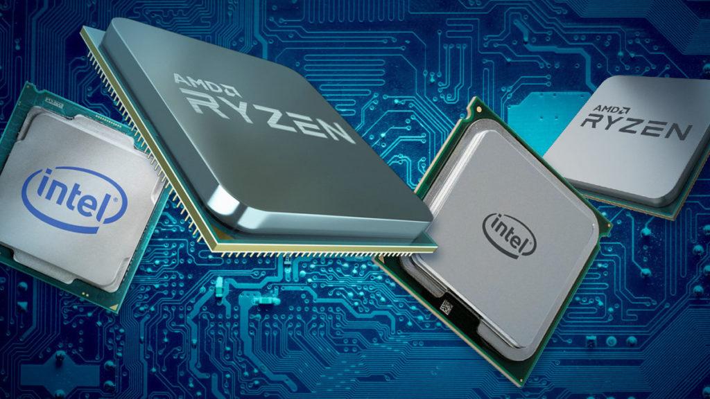 cpu processori