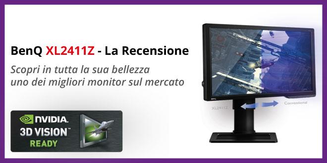 BenQ XL2411Z Recensione