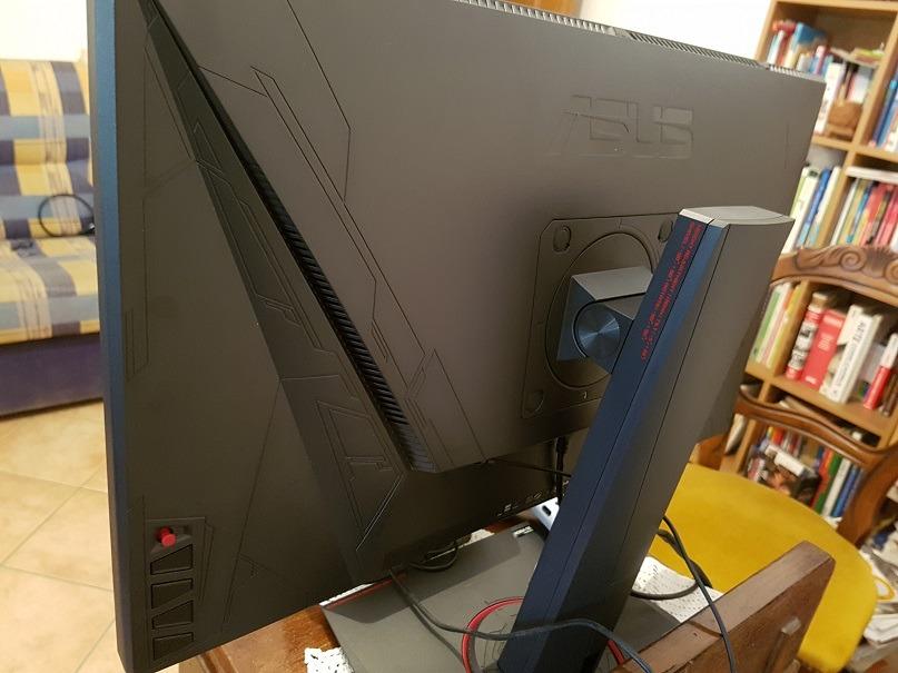 Asus MG248q - Recensione completa