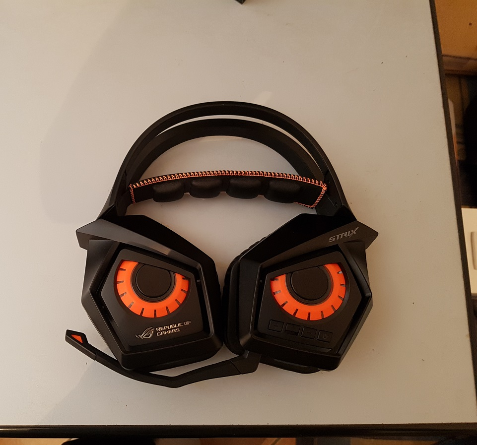 ASUS ROG Strix cuffie gaming wireless - Recensione completa