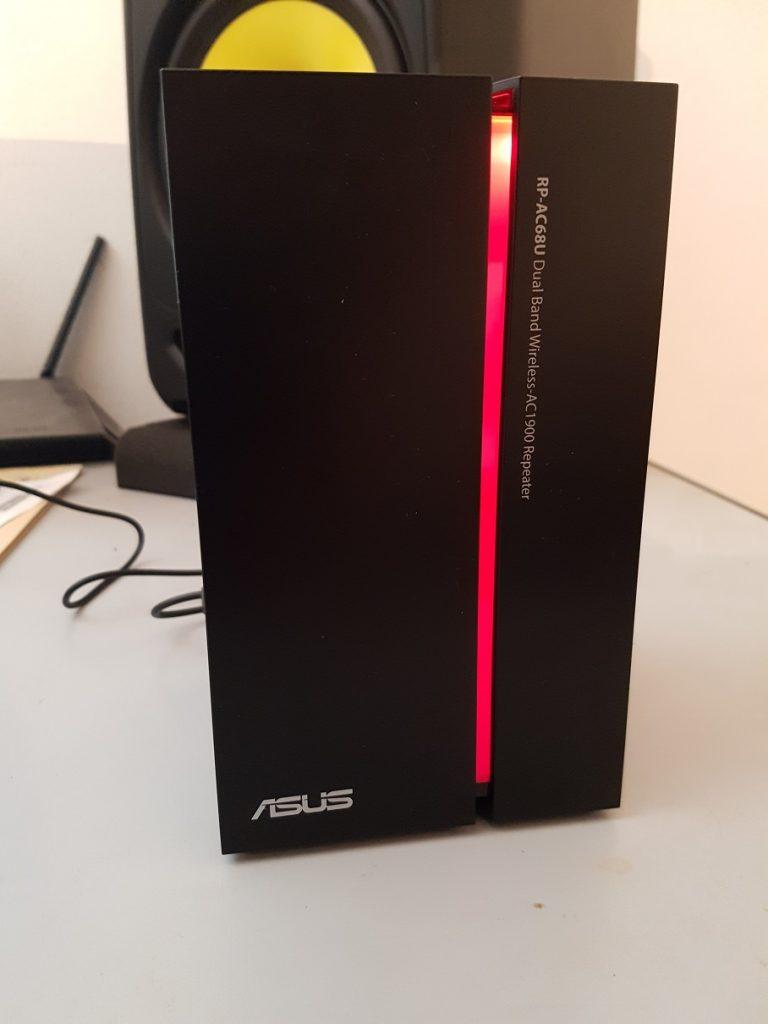 Asus RP-AC68U - Recensione Completa