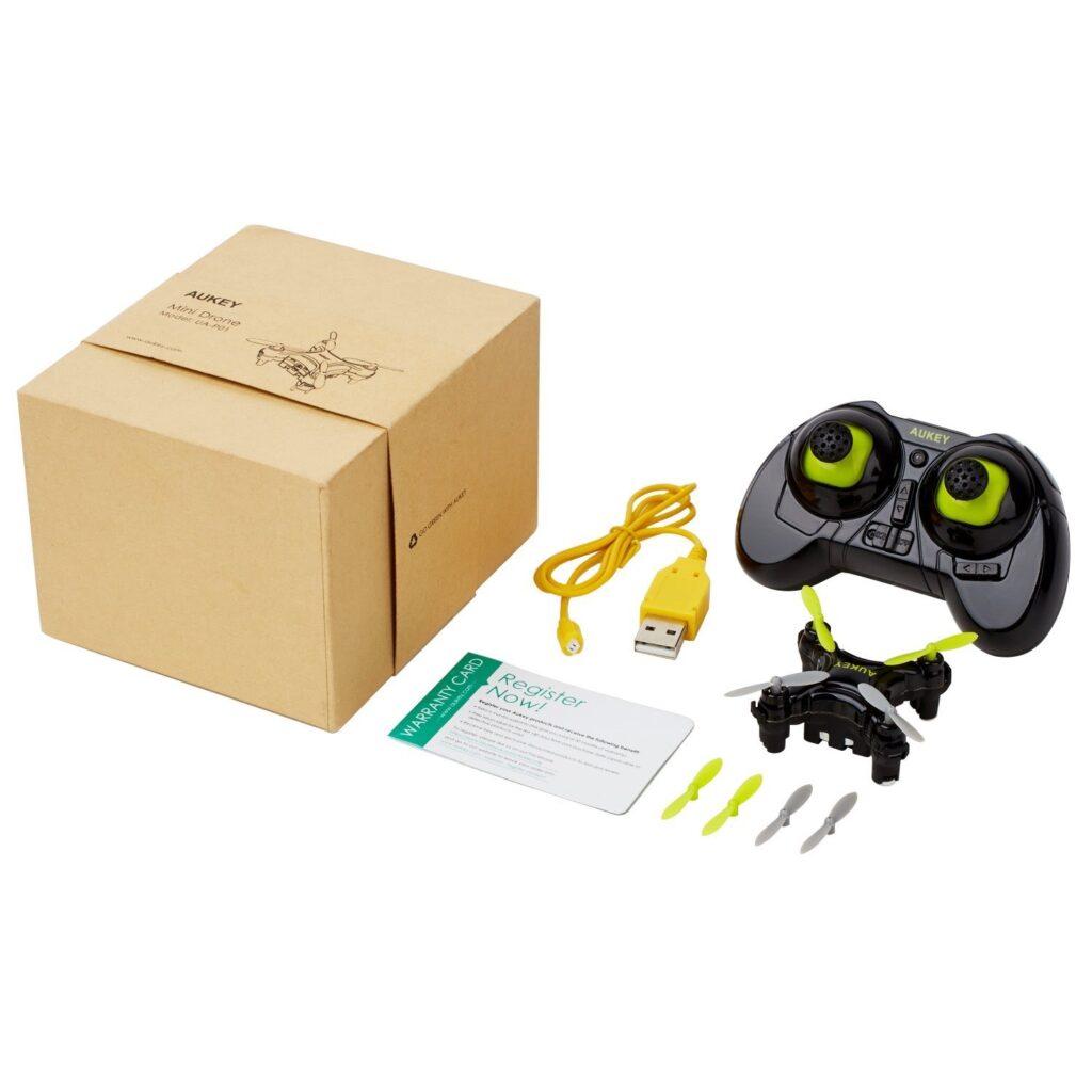 Aukey-Mini Drone-robadainformatici