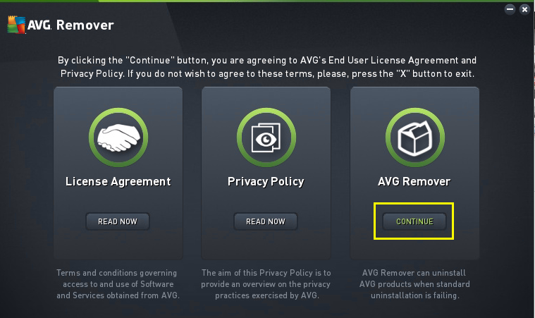Come disinstallare AVG Protection dal computer