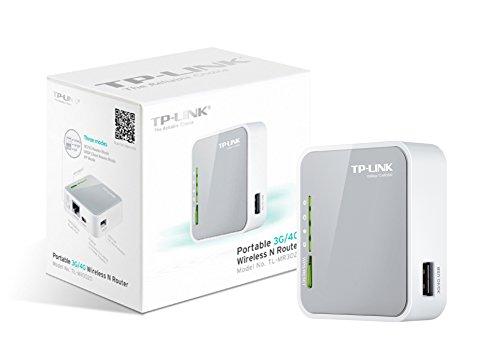 TP-LINK TL-MR3020 confezione del prodotto