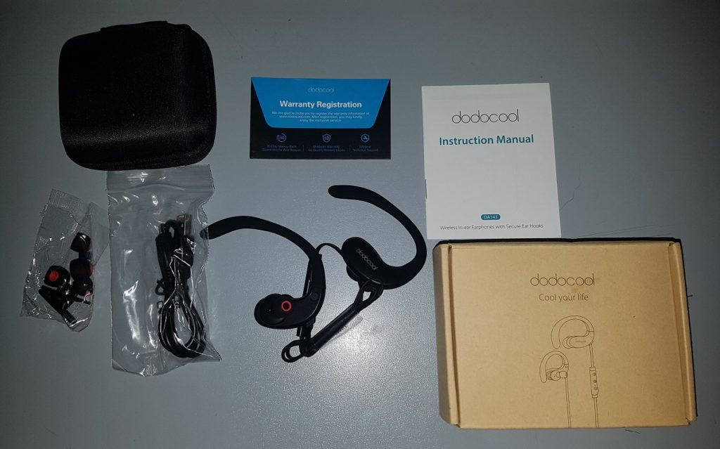 Dodocool DA143 confezione