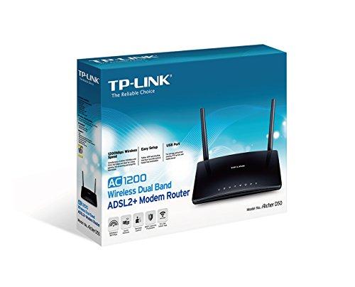 TP-Link Archer D50 - scatola