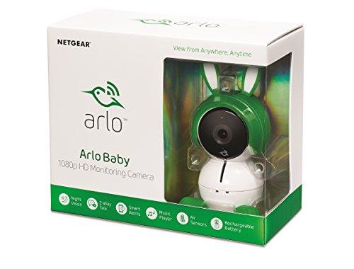 Netgear ABC1000-100EUS Arlo Baby - confezione