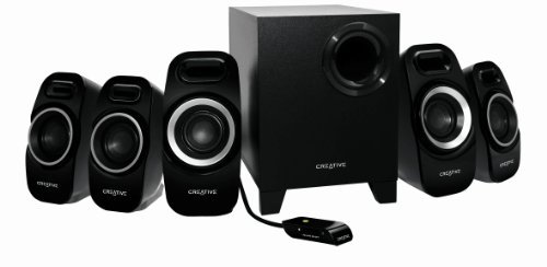 Creative Inspire T6300 - subwoofer e satelliti
