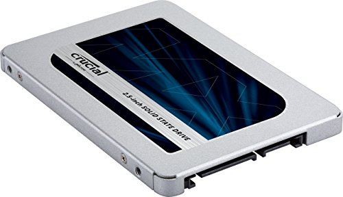 SSD Crucial MX500 - overview
