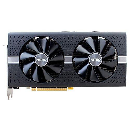 Sapphire Radeon RX 580 Nitro+ 8 GB - parte superiore