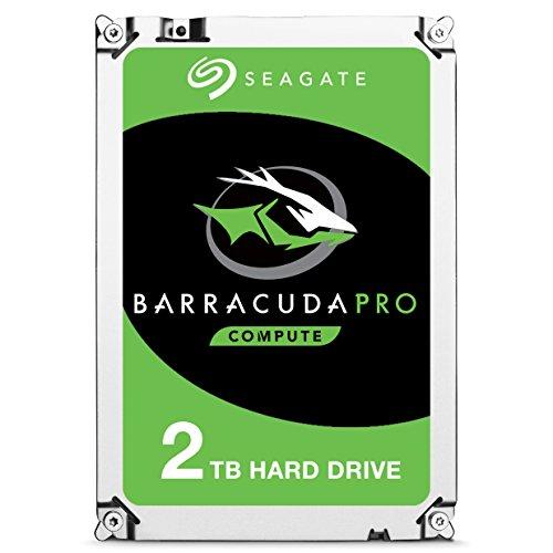 Seagate Barracuda Pro - front
