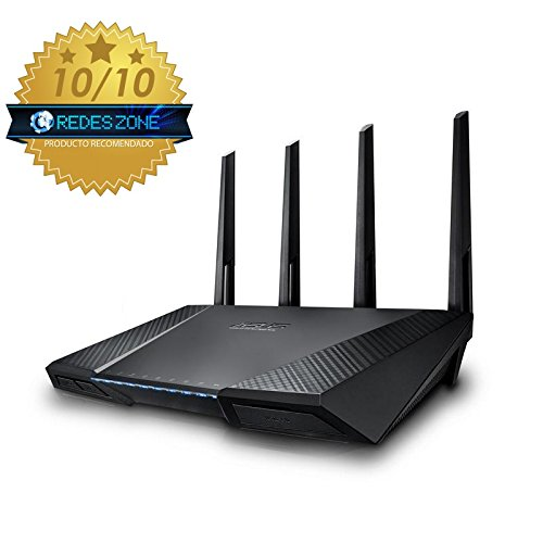 ASUS RT-AC87U router wireless: overview