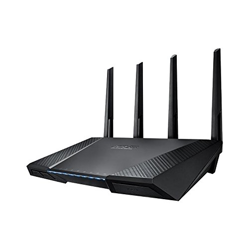 ASUS RT-AC87U router wireless: parte anteriore