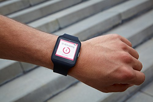 Sony Smartwatch 3: indossato