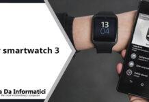 Sony Smartwatch 3 - Recensione Completa