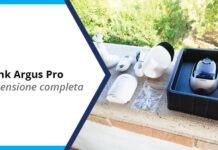 Reolink Argus Pro - Recensione Completa