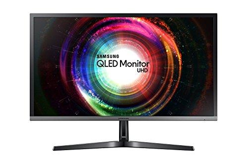 Samsung U28H750 Monitor 4K - front