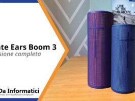 ultimate ears boom 3 recensione