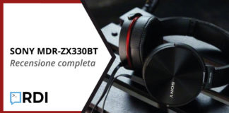 sony mdr zx330bt recensione