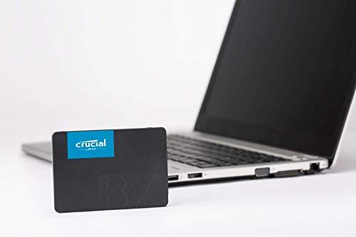 SSD Crucial BX500 - 120 GB