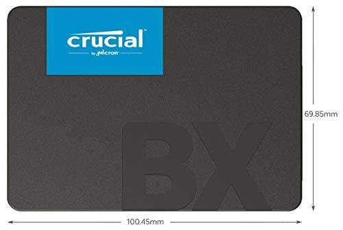 SSD Crucial BX500 - 480 GB