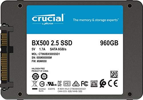 SSD Crucial BX500 - 960 GB