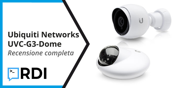 Ubiquiti Networks UVC-G3-Dome