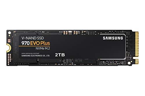 SSD Samsung 970 EVO Plus 2 TB - fronte