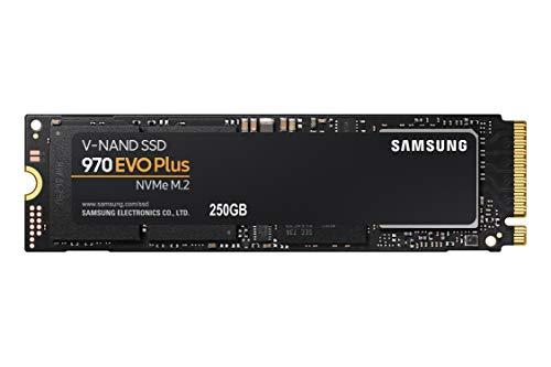 SSD Samsung 970 EVO Plus 250 GB - fronte