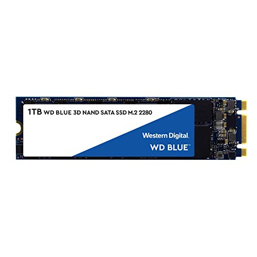 SSD Western Digital Blue 1 TB