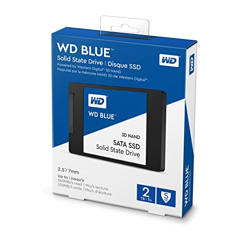 SSD Western Digital Blue 2 TB