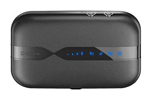 D-Link DWR-932: Router Portatile 4G - front
