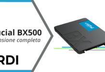 crucial bx500 recensione