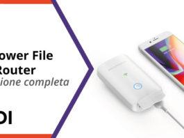 rav power file hub router