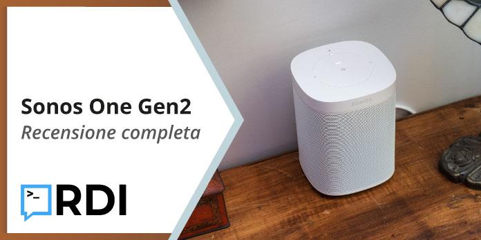 sonos one generazione2