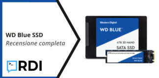 wd blue ssd recensione