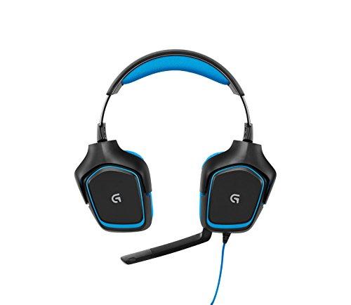 Logitech G430 padiglioni