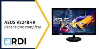 ASUS VS248HR recensione