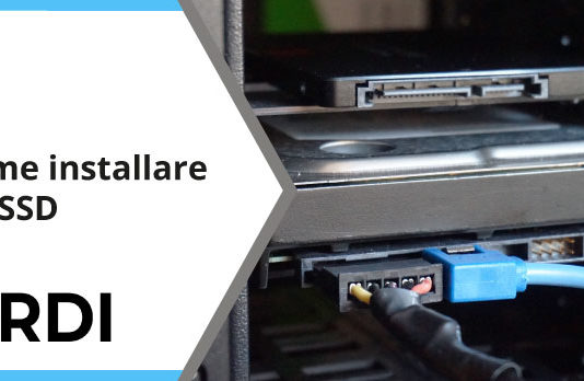 Come installare un SSD
