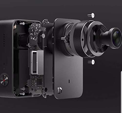 Xiaomi Mijia Mini 4K - lenses