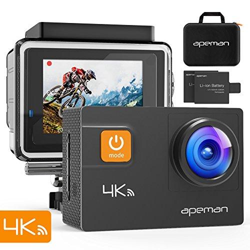 Apeman 4K: action cam