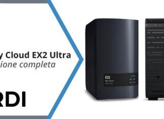 Western Digital My Cloud EX2 Ultra recensione