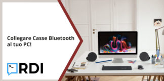 Come collegare le casse Bluetooth al PC