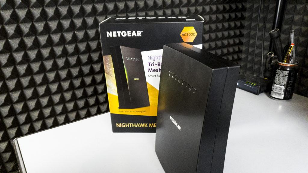 netgear nighthawk x6s ex8000 lato