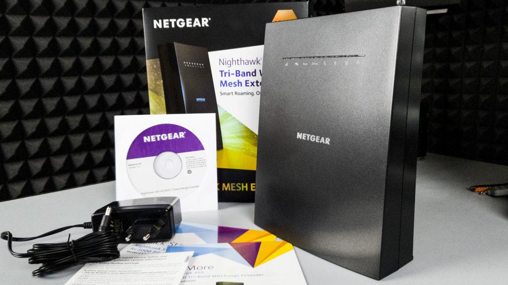 netgear nighthawk x6s ex8000 box
